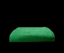 Badlaken borduren | 450 grams | 140 x 70 cm | 9614070 Groen