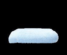 Badlaken borduren | 450 grams | 140 x 70 cm | 9614070 Lichtblauw