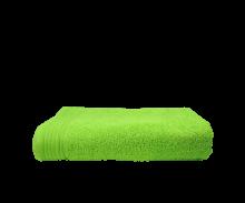 Badlaken borduren | 450 grams | 140 x 70 cm | 9614070 Lime