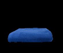Badlaken borduren | 450 grams | 140 x 70 cm | 9614070 Navy