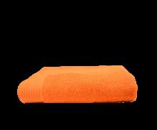 Badlaken borduren | 450 grams | 140 x 70 cm | 9614070 Oranje