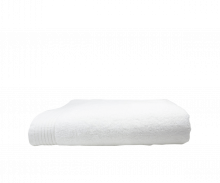 Badlaken borduren | 450 grams | 140 x 70 cm | 9614070 Wit