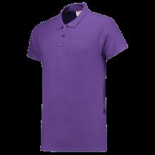 Polo's bedrukken | Heren | Katoen/polyester | Slim-fit | Premium | Tricorp | 97PPF180 Paars