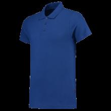Polo's bedrukken | Heren | Katoen/polyester | Slim-fit | Premium | Tricorp | 97PPF180 Koningsblauw
