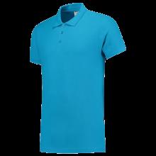 Polo's bedrukken | Heren | Katoen/polyester | Slim-fit | Premium | Tricorp | 97PPF180 Turkoois