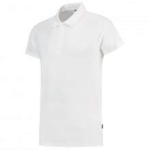 Polo's bedrukken | Heren | Katoen/polyester | Slim-fit | Premium | Tricorp | 97PPF180 Wit