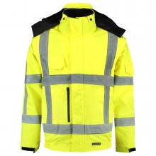 Pilotjack   Reflectie EN471   Tricorp Workwear   97TPR3001 Fluor geel