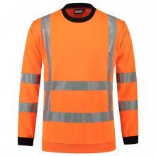 Sweater | Reflectie EN471 | Tricorp Workwear | 97TS-RWS Fluor oranje