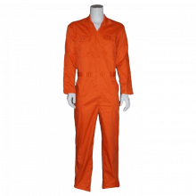 Werkoverall | Budget | Bestex | 98OVPK6535 Oranje