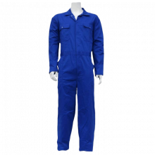 Overall polyester 65%/baumwolle 35%
