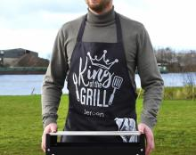 "Brievenbuspakket ""King of the Grill""  