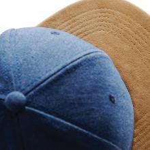 Cap | Snapback | Suede  | max033