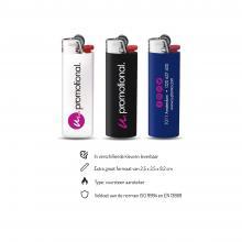 BIC aansteker J26 | XL | Tot 4 kleuren opdruk | 772320