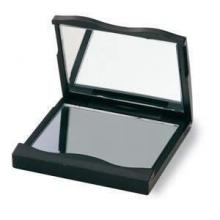 Make-up spiegel zilver