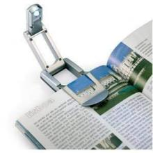 Leselampe mit LED Licht
