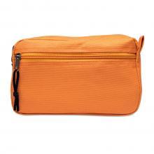 Make-up tasje met voorvakje1 | 8756822 Oranje