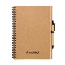 Recyceltes Notizbuch 100 Seiten