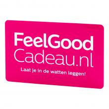 Feel Good cadeaubon | In drieluik
