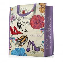 Shopper Bag | 45 x 40 x 17 cm | Luftfracht