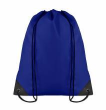 Polyester rugzakje | Goedkoop | Standaard kwaliteit | Maxs021 Koningsblauw