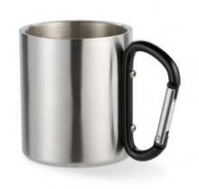 Mug à double paroi | Anse carabine | 220ml