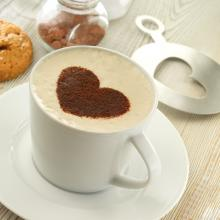 Kop en schotel | Cappuccino | 180 ml