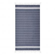 Basic hamamdoek | 180 grams | 90 x 170 cm | 8759221 Blauw