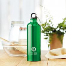 Aluminium fles | Karabijnhaak | 750 ml | 8759350
