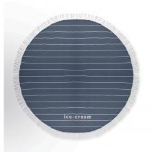 Ronde hamamdoek | 180 grams | Ø 150 cm