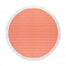 Ronde hamamdoek   180 grams   Ø 150 cm   8759512 Oranje