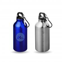 Aluminium fles | 400 ml | Gravering | max111