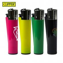 Clipper aansteker | Rond | Navulbaar