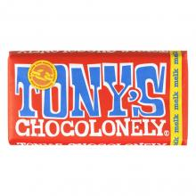 Tony's chocolonely chocolade reep | 180 gram