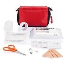Trousse de premiers secours personnalisée