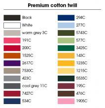 Custom katoenen cap   Retail Quality    Maxc2306