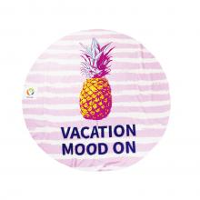 Rond badlaken | Vacation mood | 150 cm dia