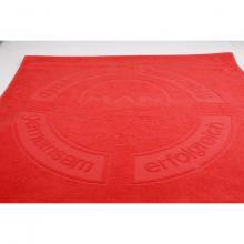 Custom made badlaken | Relief logo | 450 grams | 140 x 70 cm  | 51180102