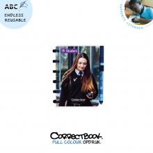 Correctbook | A6 | 40 pagina's | Full colour