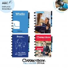Correctbook | A5 | 40 pagina's | Full colour