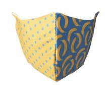 Mondkapje 2 laags Polyester/Katoen | Made in EU | Full colour | 83718388