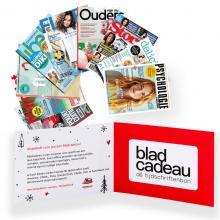 Bladcadeau | In openslaande kaart