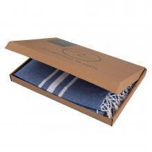 Giftbox | Hamamdoek | Gepersonaliseerd kaartje