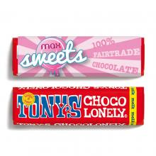 Tony's Chocolonely | Chocolade reep | 50 gram