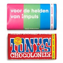 Tony's Chocolonely | Chocolade reep | 180 gram