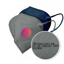 FFP2 Mondkapje 5-laags | Full colour bedrukt