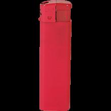 Elektronische aansteker | Tot 4 kleuren opdruk | Navulbaar | Maxb016 Rood
