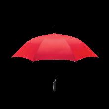 Gekleurde paraplu | Ø 103 cm | Automatisch | Tot 4 kleuren opdruk | Maxb036 Rood
