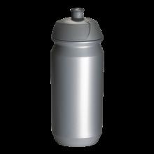 Tacx bidons bedrukken | Shiva 500 ml | Snel | Premium kwaliteit | maxs027 Zilver