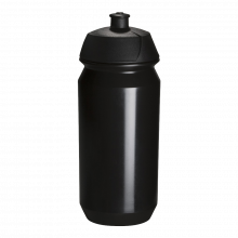 Tacx bidons bedrukken | Shiva 500 ml | Snel | Premium kwaliteit | maxs027 Zwart