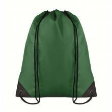 Polyester rugzakje | Goedkoop | Standaard kwaliteit | Maxs021 Groen